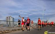Những hình ảnh ấn tượng tại giải Marathon Quốc tế quy tụ đến 5000 VĐV