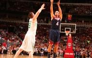 Người chơi bóng rổ sẽ làm gì ngay sau khi nhận được bóng?