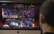 Xem bóng rổ trên truyền hình, cách lý tưởng để rèn luyện các kỹ năng