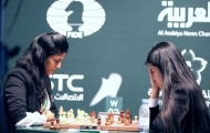 Thảo Nguyên kết thúc Giải cờ nhanh thế giới trong top 5