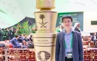 Lê Quang Liêm lọt top tranh chấp huy chương ở Giải cờ chớp thế giới
