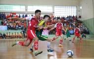 Lịch thi đấu bộ môn Futsal VUG 2018 khu vực Hà Nội