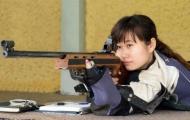 Hoàng Xuân Vinh không thắng tại Cúp Bắn súng Quốc gia 2018