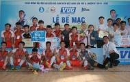 VUG 2018: Thái Nguyên tưng bừng ngày khai mạc, Hải Phòng tìm ra nhà vô địch Futsal mùa đầu tiên