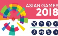 Bảng tổng sắp huy chương Asian Games 2018