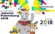 Bảng tổng sắp huy chương Asian Games 2018 ngày 19/08