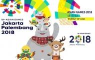 Bảng tổng sắp huy chương Asian Games 2018 ngày 25/08