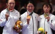 Tước huy chương vàng nhà vô địch ASIAD vì sử dụng doping