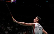 Kento Momota thắng dễ số 1 thế giới tại bán kết giải Nhật Bản mở rộng