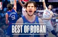 Video những pha bóng đỉnh nhất trong sự nghiệp của 'gã khổng lồ' Marjanovic