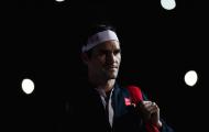 'Federer là tượng đài bất diệt'