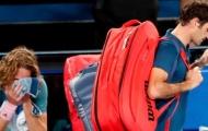 Video 'tàu tốc hành' dừng bước ở vòng 4 Australian Open
