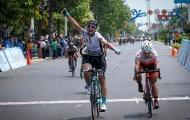 Chặng 5 giải xe đạp nữ quốc tế Bình Dương lần 9: Êkip chủ nhà giành danh hiệu đầu tiên của giải