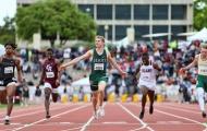 'Tia chớp trắng' Boling lập kỷ lục ở đường chạy 100 m tại Mỹ