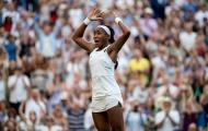 Tay vợt vô danh gây chú ý tại Wimbledon