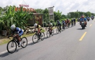 Chặng 4 giải xe đạp nữ toàn quốc mở rộng: Ba đội khách mời vượt trội