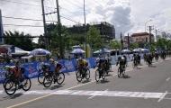 Chặng 5 giải xe đạp nữ toàn quốc mở rộng : Danh hiệu áo xanh đã thuộc về Kim Hyun Ji
