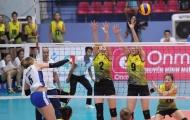 U23 Việt Nam vào bán kết giải bóng chuyền nữ châu Á