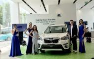 Subaru giới thiệu showroom mới và ra mắt Forester thế hệ mới nhập từ Thái với giá ưu đãi đặc biệt