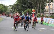 Chặng 4 giải xe đạp đồng bằng sông Cửu Long: Giành danh hiệu áo vàng sau nỗ lực của ê kíp Đồng Nai.