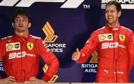 Tay đua Ferrari hằn học vì bị bắt nhường vị trí dẫn đầu cho đồng đội