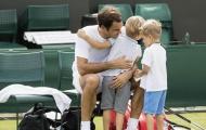 Roger Federer chia sẻ về việc giáo dục con cái và chuyện nghỉ hưu