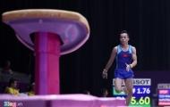 'Hot boy' TDDC Thanh Tùng giành vé tham dự Olympic 2020