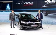 Honda chính thức ra mắt Accord hoàn toàn mới, giá từ 1,319 tỷ đồng
