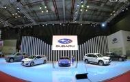 Subaru mang nhiều hoạt động thú vị đến khuấy động triển lãm Ô tô Việt Nam 2019