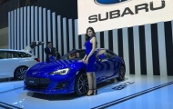 Xế thể thao Subaru BRZ bất ngờ xuất hiện tại VMS 2019 thu hút nhiều sự chú ý