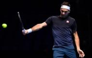 Federer thất bại trước 'khắc tinh' ở trận ra quân ATP Finals 2019