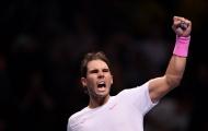 ATP Finals 2019: Ngược dòng kịch tính ở set 3, Nadal nuôi hy vọng đi tiếp