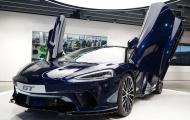 Ngắm vẻ đẹp không tì vết của siêu phẩm McLaren GT đầu tiên đến Hồng Kông