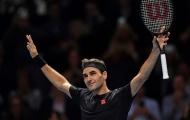Federer: 'Tôi cực kỳ phấn khích cho mùa giải 2020'