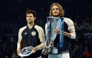Tsitsipas vô địch ATP Finals ngay lần đầu tham dự