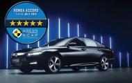Honda Accord hoàn toàn mới đạt Chứng nhận an toàn 5 sao ASEAN NCAP
