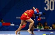 'Mưa vàng' đến từ tuyển Wushu Việt Nam