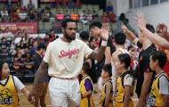 Chiến đấu quật cường, Saigon Heat giành chiến thắng thứ 2 tại ABL 10