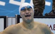 Sun Yang bị loại khỏi tuyển bơi Trung Quốc