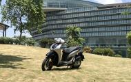 Soi Honda Sh Mode phiên bản mới vừa chào sân thị trường Việt