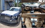 Bentley New Flying Spur First Edition 2020 độc nhất Việt Nam lộ diện