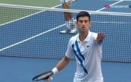 Djokovic nhận bài học đắt giá vì tính khí nóng nảy