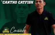 HLV Tô Quang Trung lên tiếng về mục tiêu của Cantho Catfish tại VBA 2020