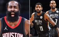 Chính thức! James Harden rời Houston Rockets, 'bom tấn siêu đội hình' nổ ra ở NBA