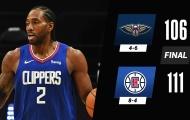 Kết quả NBA 14/1: Lakers lại bay cao, Clippers tiến sát ngay sau