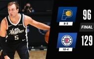 Kết quả NBA 18/1: Celtics gục ngã, Clippers thăng hoa
