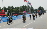 Khai mạc giải xe đạp nữ Bình Dương lần thứ 11: Các tuyển thủ An Giang giành chiến thắng