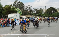 Chặng 5 giải xe đạp nữ Bình Dương lần thứ 11: Nguyễn Thị Thật không có đối thủ