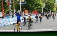 Chặng 6 giải xe đạp nữ Bình Dương lần thứ 11: Ê kíp An Giang quá mạnh trên đường đèo