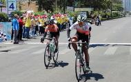 Chặng 9 giải xe đạp nữ Bình Dương lần thứ 11: Vĩnh Long tiếp tục giành chiến thắng